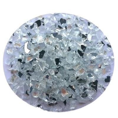 Hot Sale Cheap Recycled Crushed Mirror Glass Chips