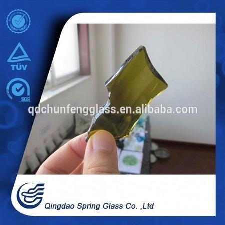 Brown Bottle Glass Cullets Directly From Factory