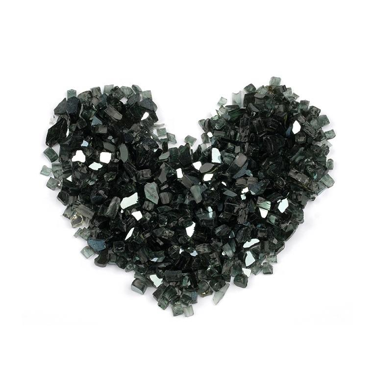 Crushed Glass Mirror of Ground Tile Artificial Stone Mirror Chips