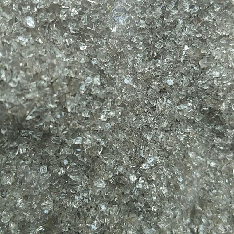 Recycle Crushed Dark Blue Mulch Glass Rock for Garden Gabion