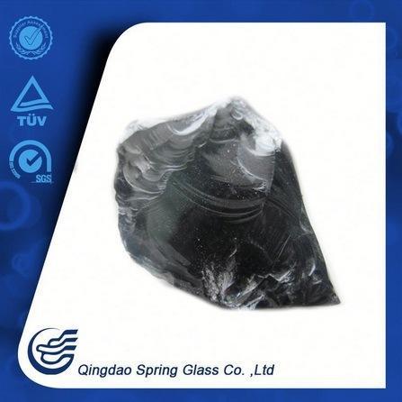 Black Glass Crystals