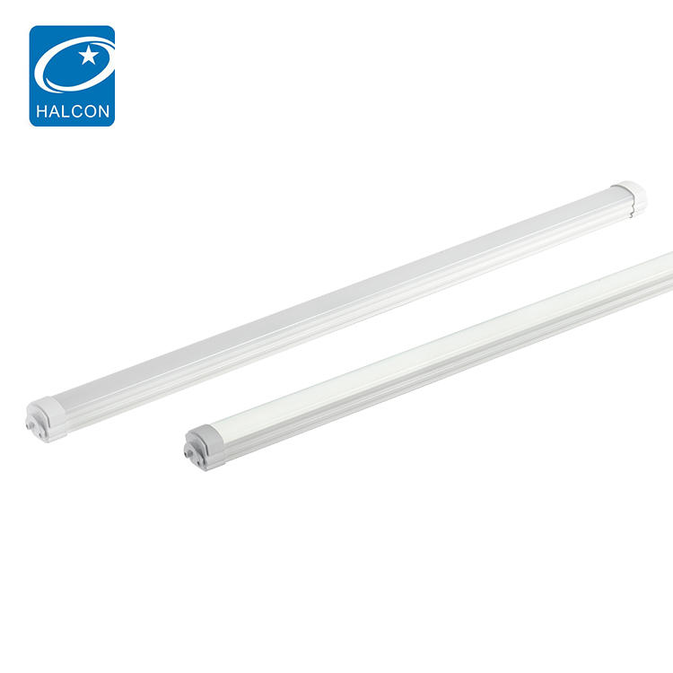 Commercial Residential smd IP65 Waterproof 4ft 36w 8ft 60w Led Office Linear Light