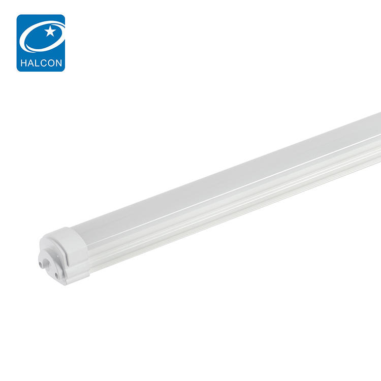 Best Quality Mounted Surface Smd 4ft 36w 8ft 60w Waterproof Ip65 Led Batten Strip Lamp