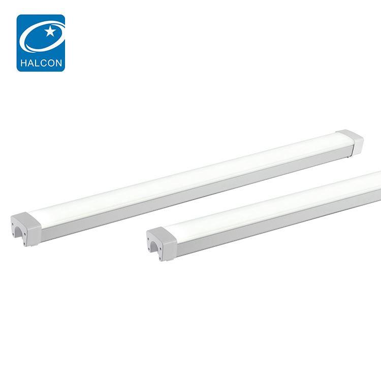 Zhongshan lighting indoor ip65 waterproof 4ft 8ft 36watt 60watt led batten light