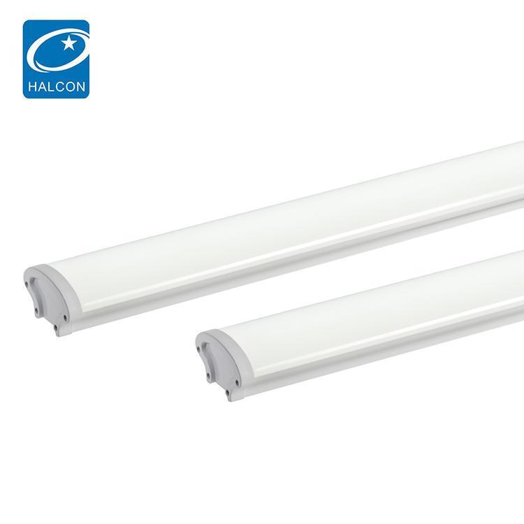 New product 4000K 5000K 5500K indoor lighting 4ft 8ft 36w 60w waterproof ip65 led vapor tight
