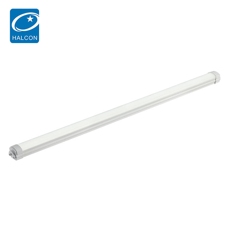 New design school hospital dimming 36 60 watt 4ft 8ft slim led vapor tight