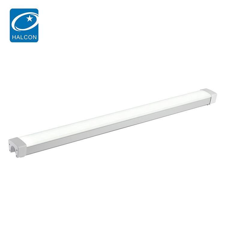 Top quality smd dimming waterproof ip65 4ft 36watt 8ft 60watt led batten lamp