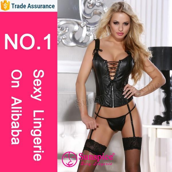 China Supplier wild passion style fat girls sexy corset
