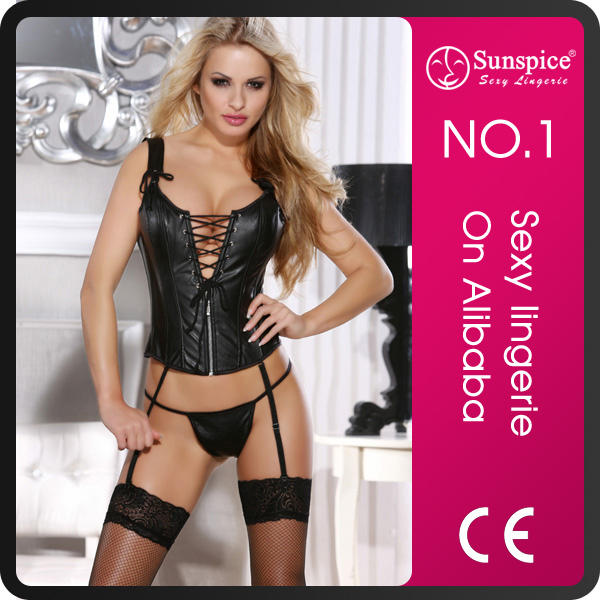 Sunspice finely processed honeymoon lingerie sexy nighty for mature women