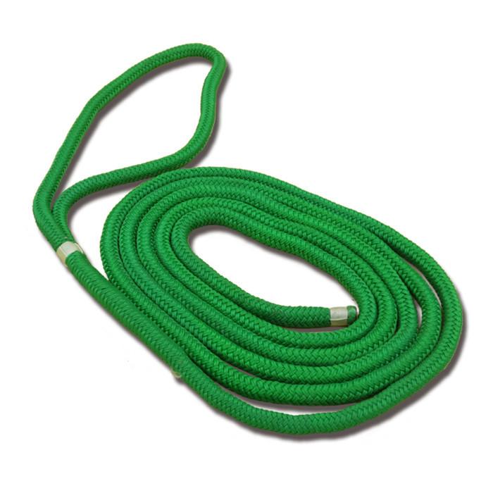 marine hardware 3/8*15ftdouble braided nylon dock line