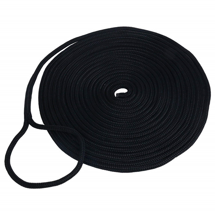12mm mooring rope marine boat accessories,1/2x20ft nylon dock line