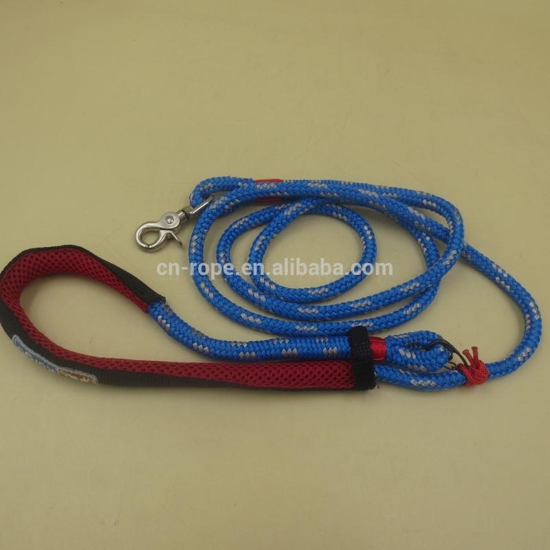 diamond construction, 48 strand, dog leash, rope manufacturer, wholesaler