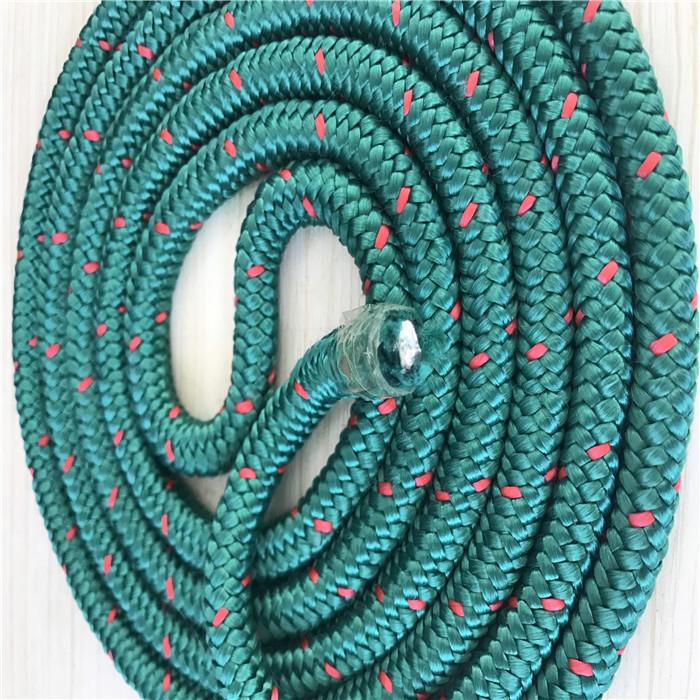 pp braided rope polypropylene double braided marine rope