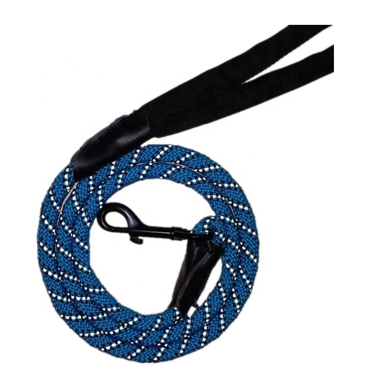 Hot Selling Customized Dog Leash with Hook Nylon Polyester PP Animal Pet Rope