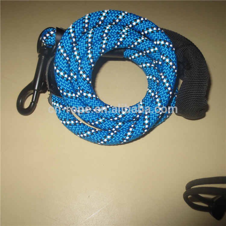 new design nylon 48-strand braided, pet leash, rope part, pet package