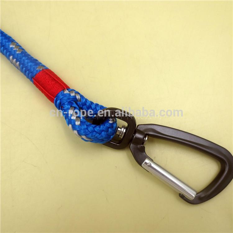 new design nylon 48-strand braided, pet leash, rope part, animal toy