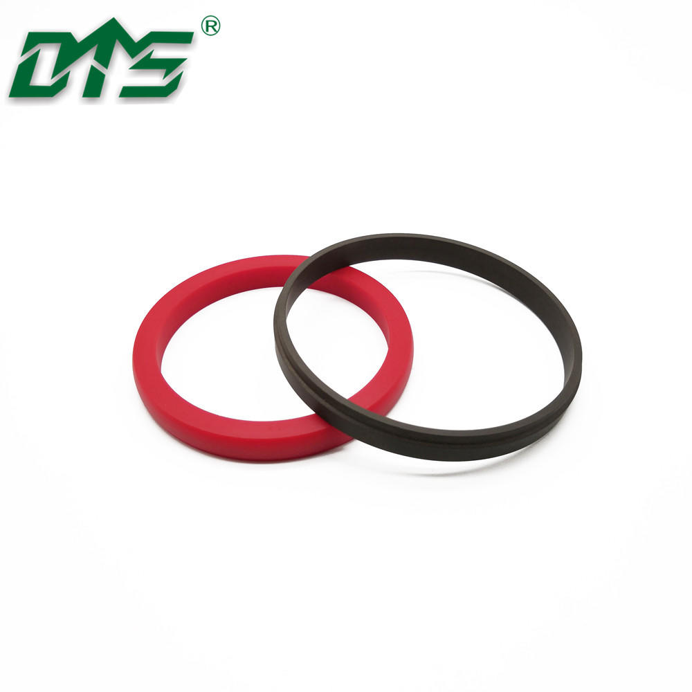 Good performance bronze PTFE piston seal GSD-W for hydraulic cylinder