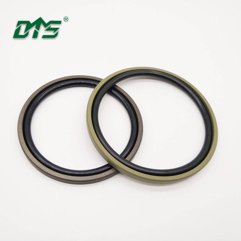 Hydraulic Cylinder Brown PTFE+bronze Piston Seal Glyd Ring
