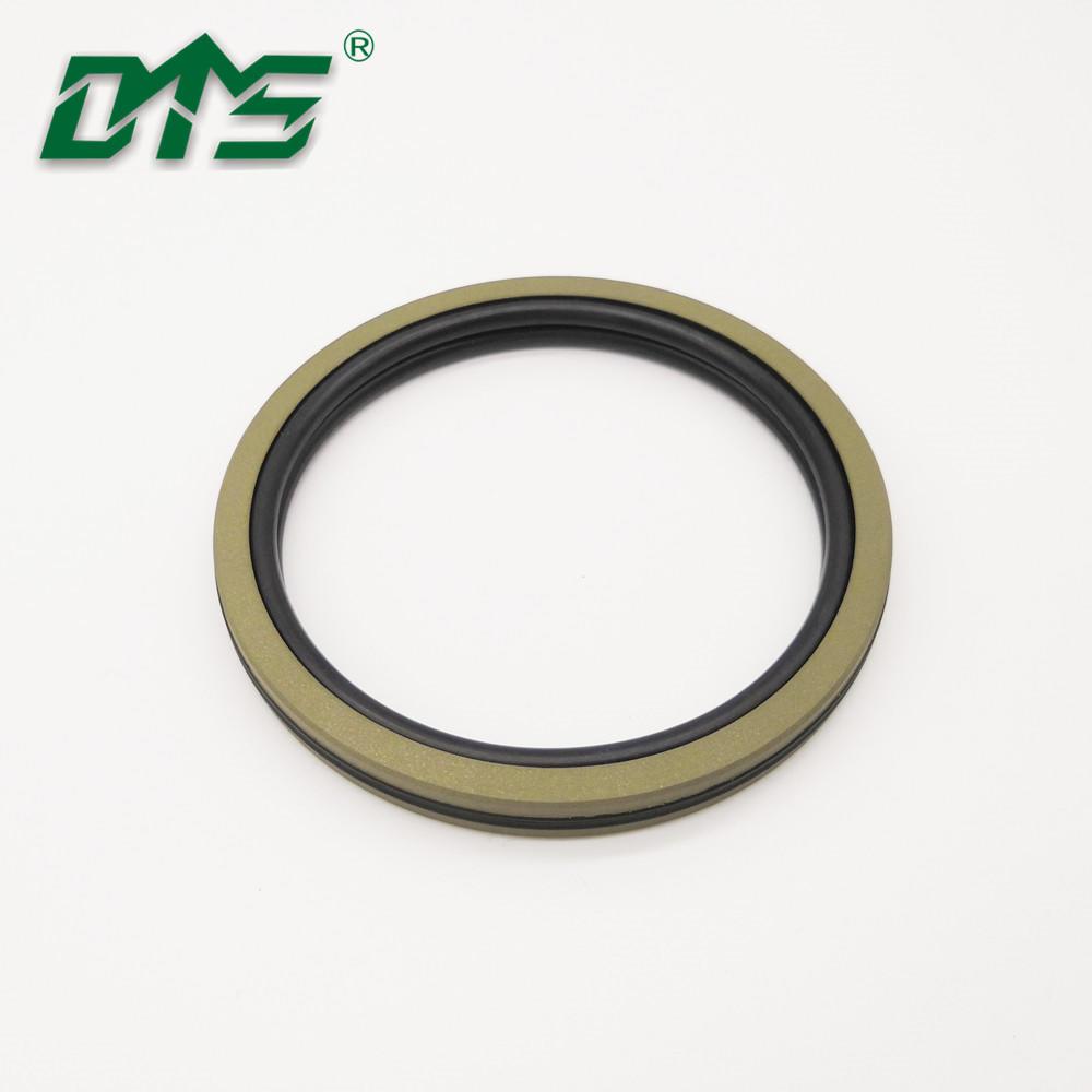 High pressure PTFE Bronze+NBR/FKM Piston Seals DAQ2 For Hydraulic Cylider