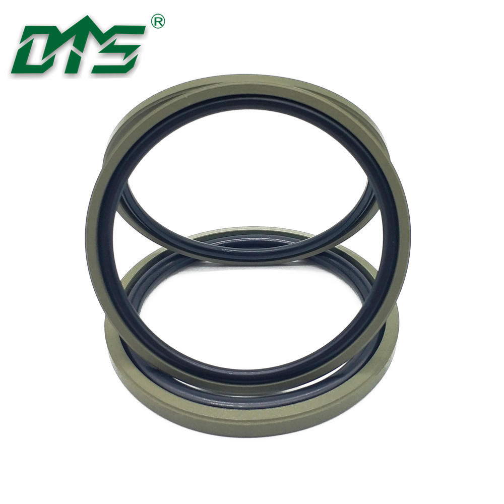 Low Price Piston Seals Glyd ring DPT Filled PTFE+NBR/FKM