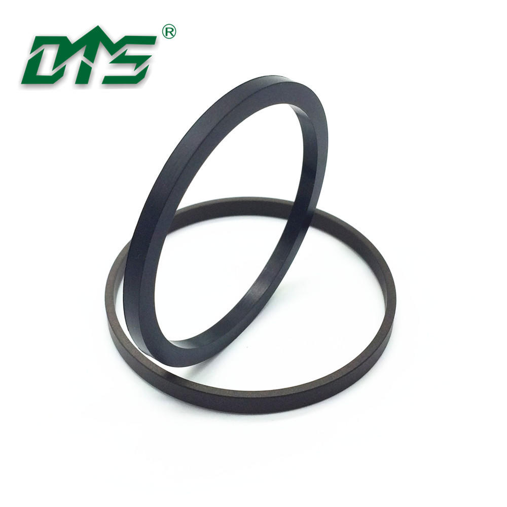 SPG Bronze PTFE and NBR Rubber Ring Double Acting Piston Seals