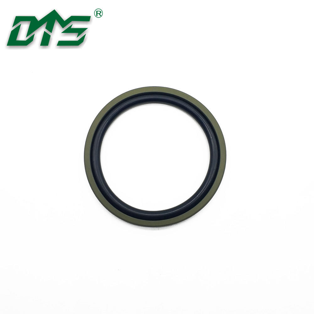 Hydraulic seal ptfe filledpiston seal for hydraulic jack glyd ring DPT