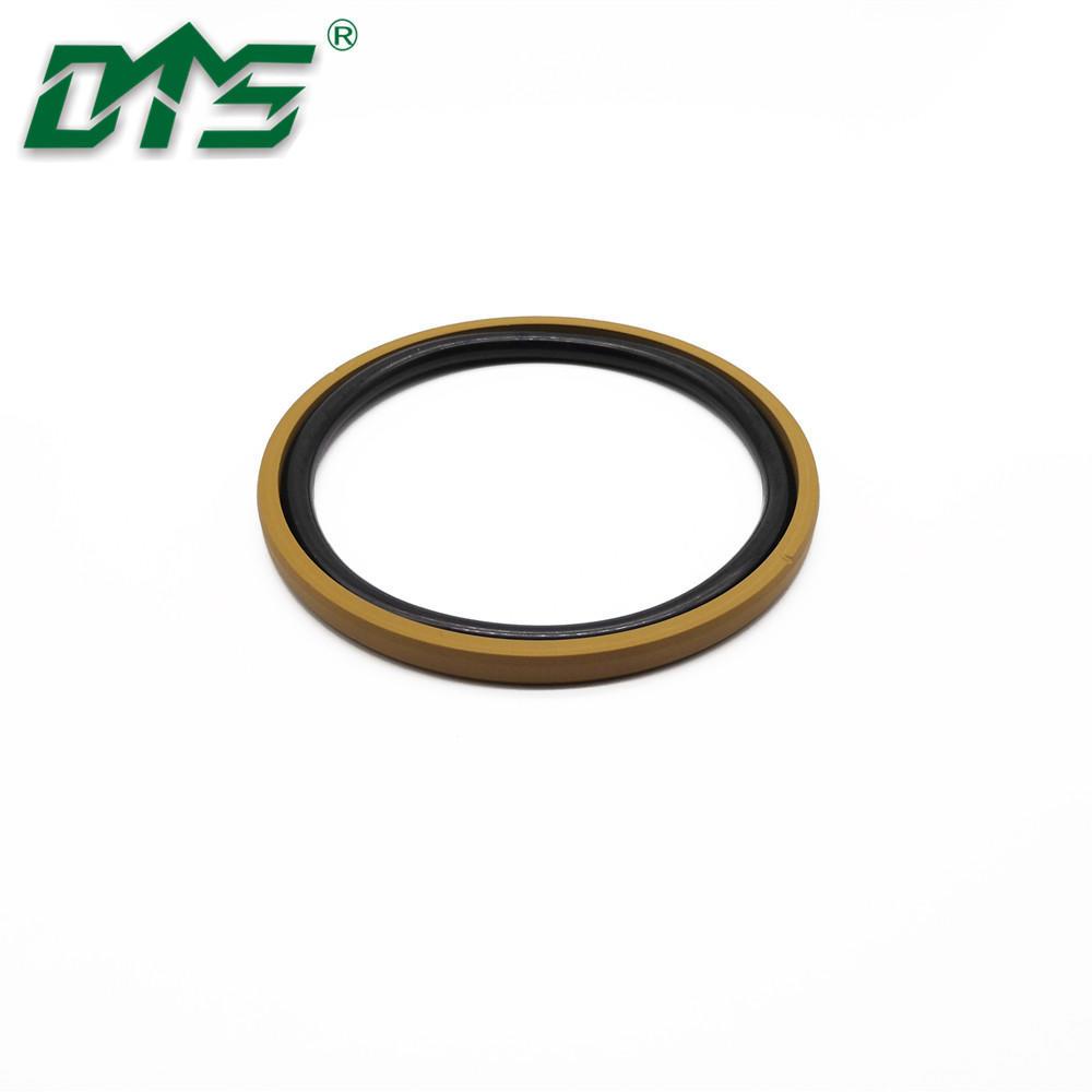 Golden Color Bronze Filled PTFE SPGO D RingsFor Hydraulic Seals