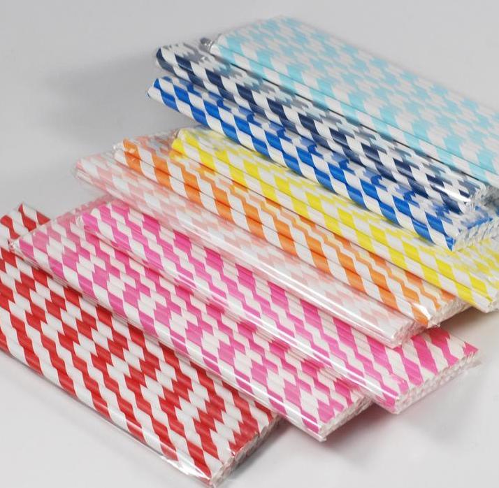 PLA Plant Base Corn Starch Biodegradable Drinking Straw Custom Straw Paper Box Customize Straw PLA