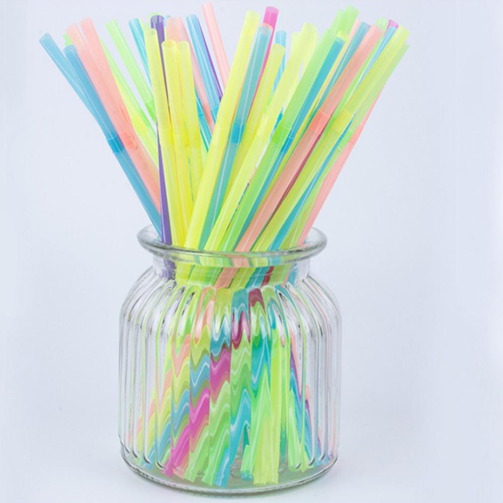 Factory Price 100% Biodegradable Straws Eco-friendly Compostable Straws PLA Straws