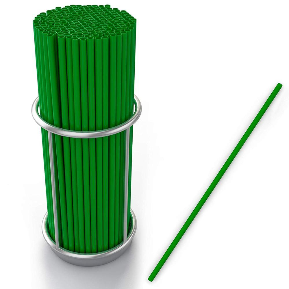 compostable high quality pla corn starch drinking biodegradable straw