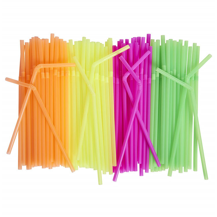 XCBIO Eco friendly biodegradable PLA straw biodegradable drinking straw compostable cornstarch straws