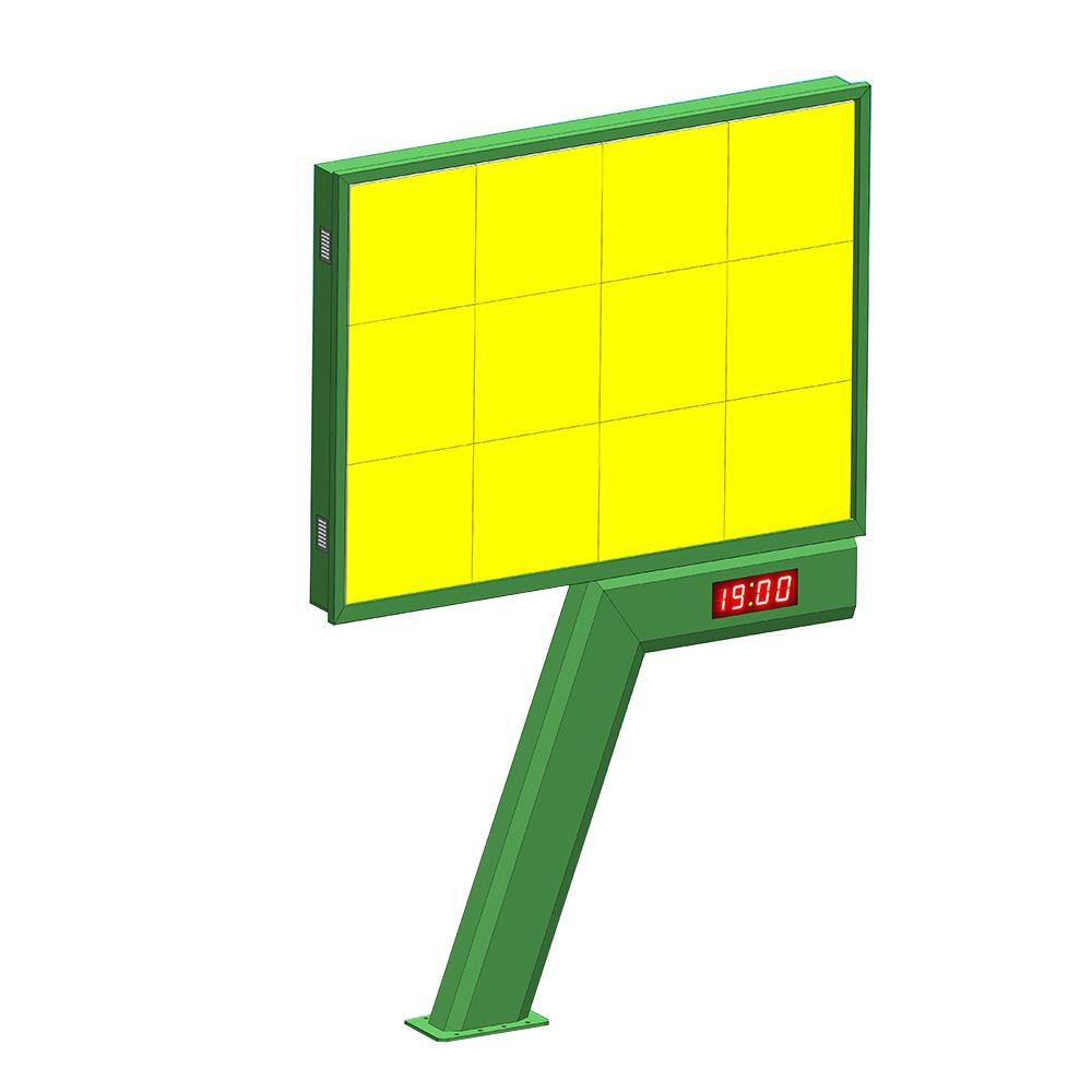 P8 P10 P12 P16 digital led display billboard