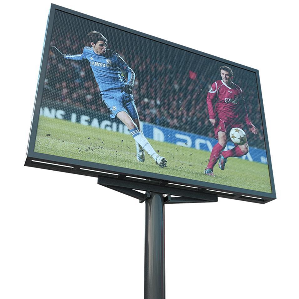 Outdoor advertisingfull color P8 P10 P12 P16 digital led billboard