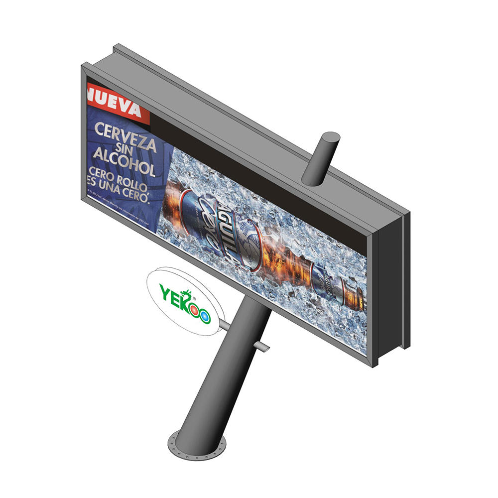 Good outdoor electronic billboards advertising prices