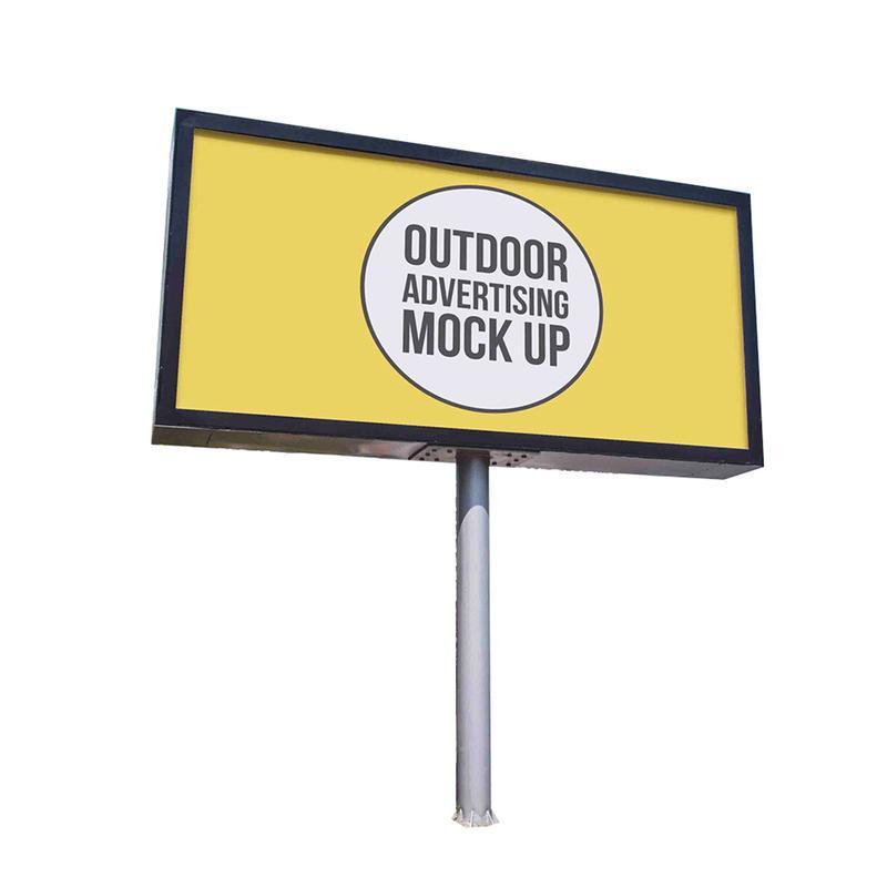 Advertising Billboard P4 P5 P6 Outdoor LED Display