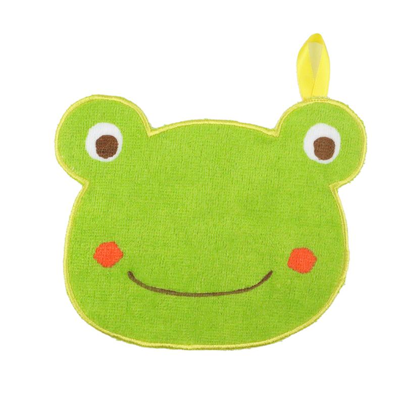 100% cotton custom digital printing small hand towel gift kids kindergarten hanging towel Chinese manufacturer