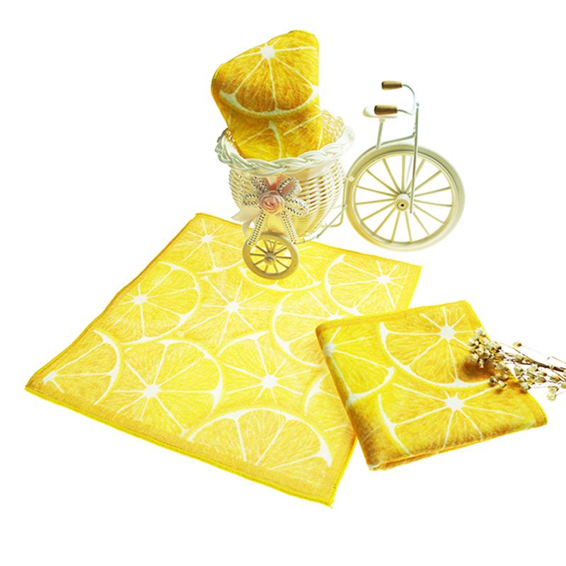 Soft Quick-drying Cotton Digital Printing Custom printed towel