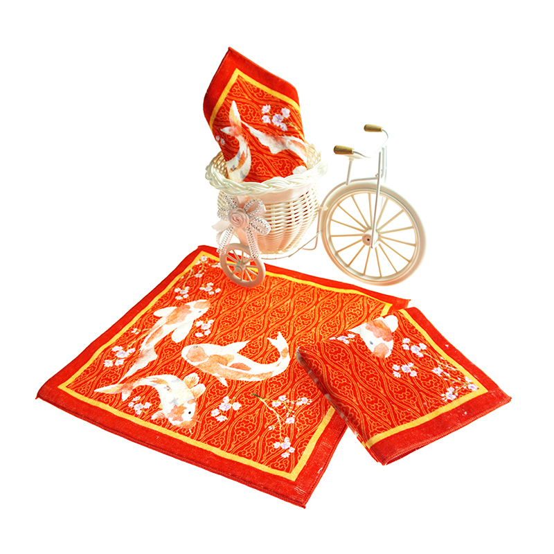 2020 Top Selling pattern Customized Printed Face Towels
