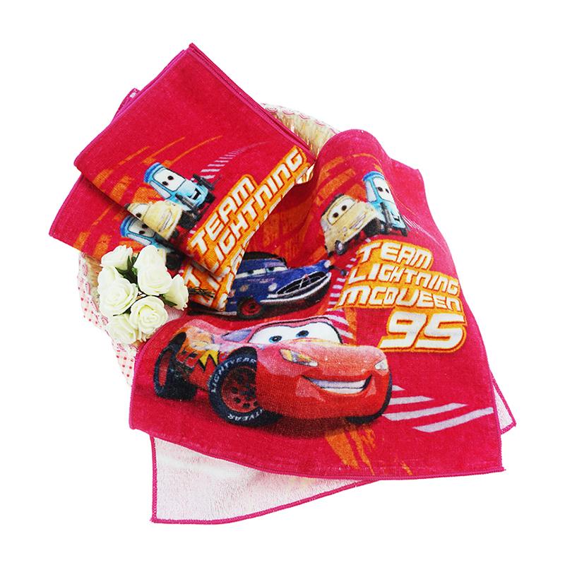 Custom photo digital printing 100% Cotton hand towels for Kids cartoon personalized towel