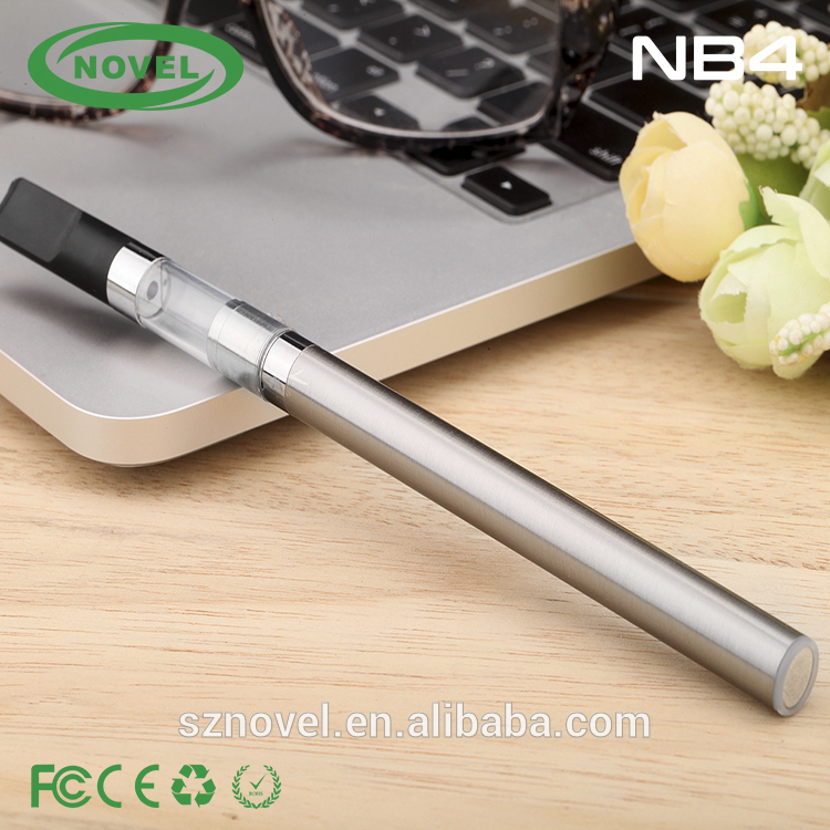 New Slim Vape Pen preheat Battery Metal Case for 510 thread atomizer Mini 280mah battery