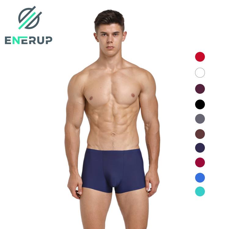 Enerup Hombre Para Barato Maduro En Calzoncillos Briefs Underwear Boxer Para Hombre For Men