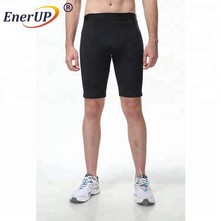 Copper Compression Men Spandex Shorts