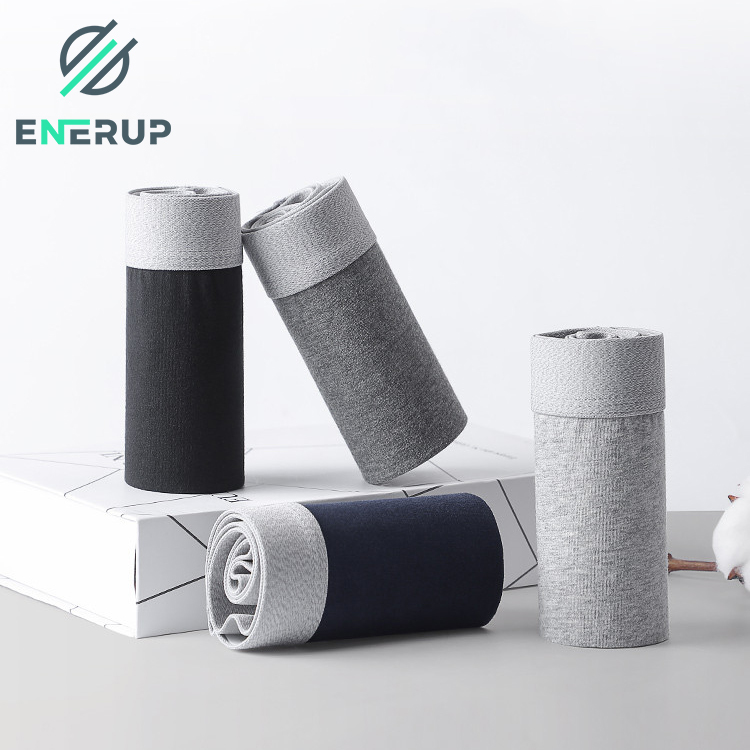 Enerup Wholesale Custom Winter Merino Wool Heated Thermal Short Underwear or Outdoor Sport