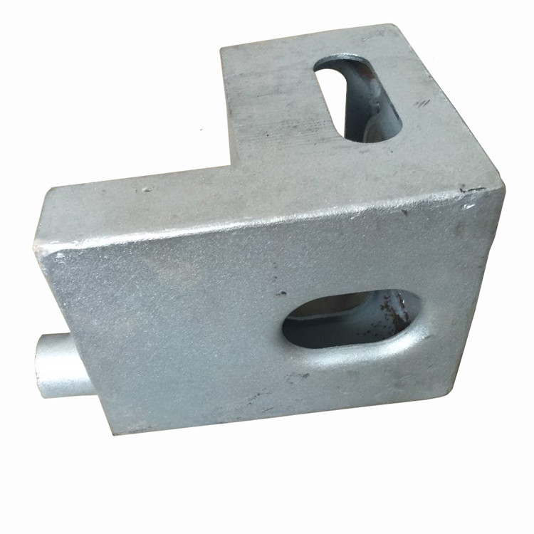 high quality steel corner casting contain corner casting for truck