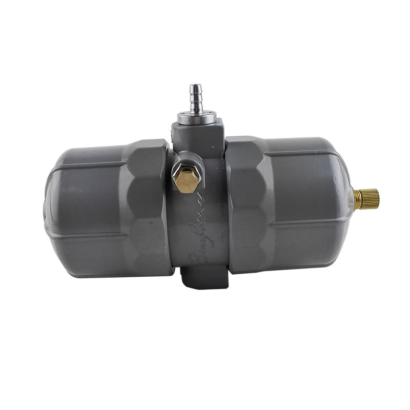 Manufacturing OEM Automatic PA-68 1/2 NPT Pneumatic Auto Air Drain Valve