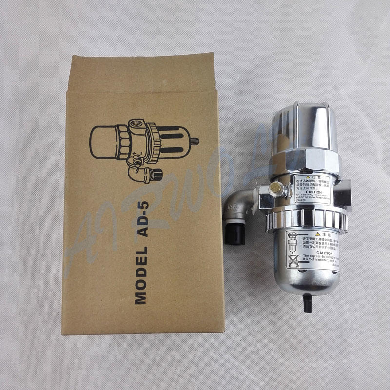 AD-5 Air compressor Pneumatic Fluid Drain Valve Orion auto drain valve