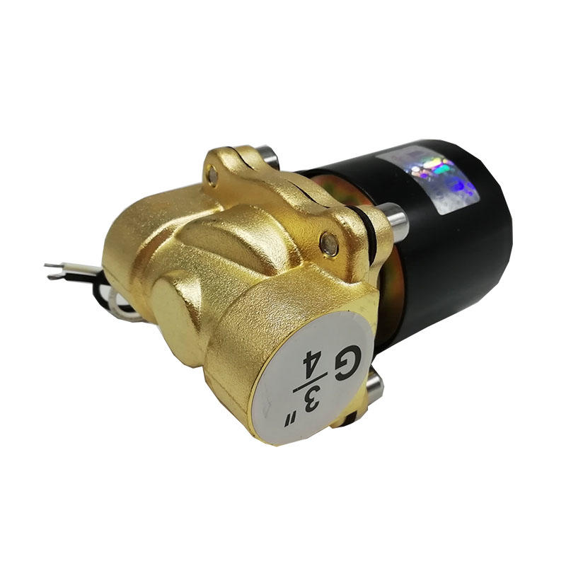 UNID UW-20 Water Valve 2 way Full Copper Normally Closed Solenoid Valve brass water solenoid valve
