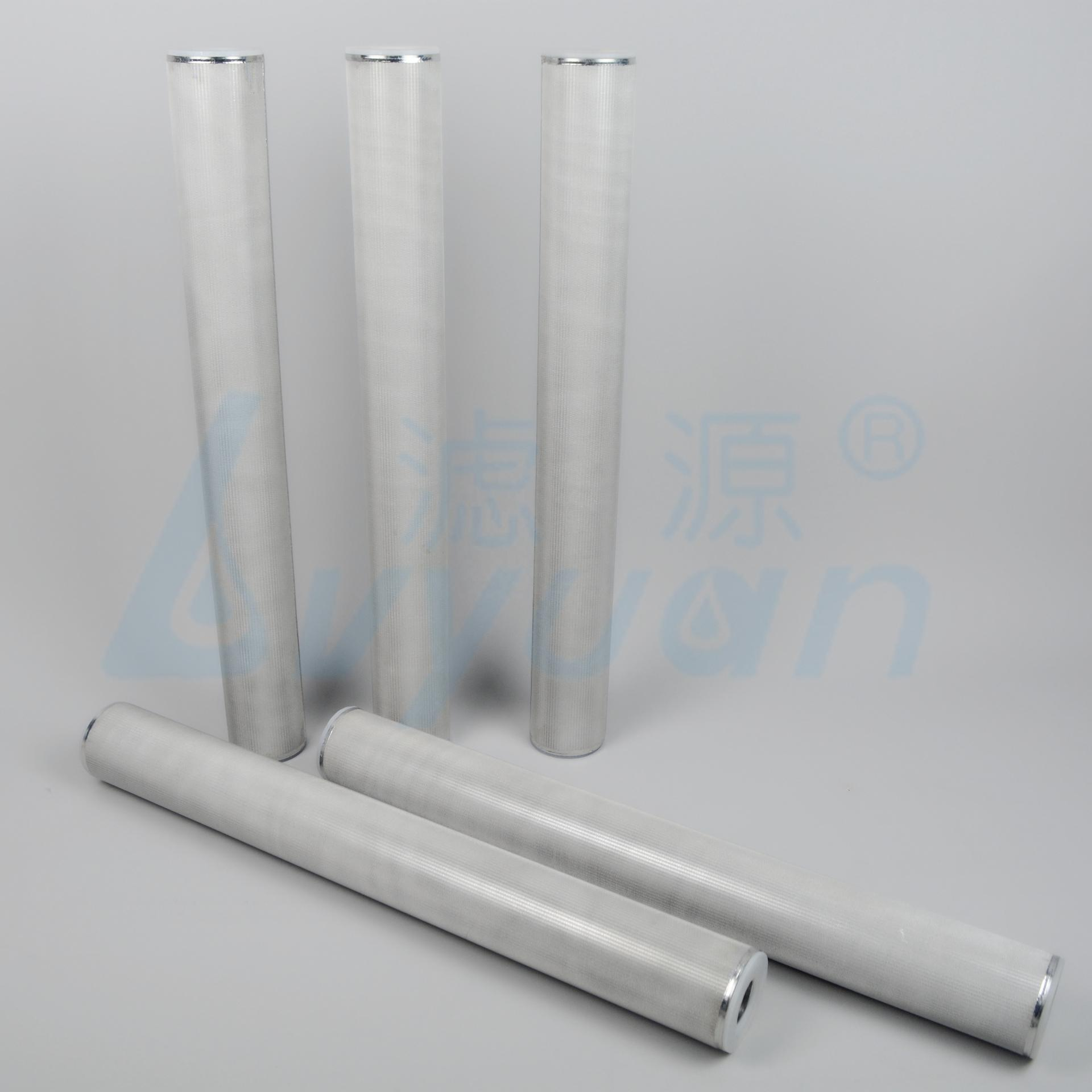 Good Quality stainless steel sintered Filter Cartridge for oil filtration and filter water