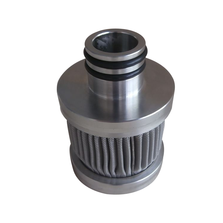 Custom size 304 316 stainless steel pleated filter