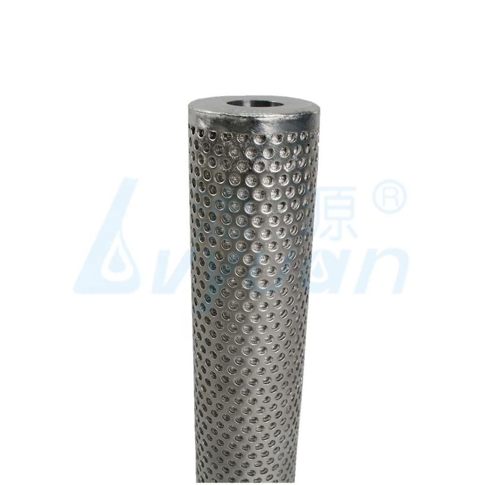 Sintered Stainless Steel Mesh Filter Element/Metal Pleated Filter Cartridge for Water Treatment